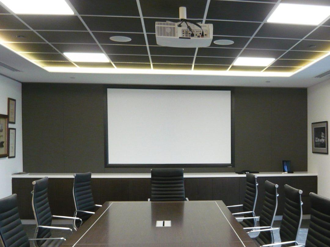Boardroom Setup And Installation