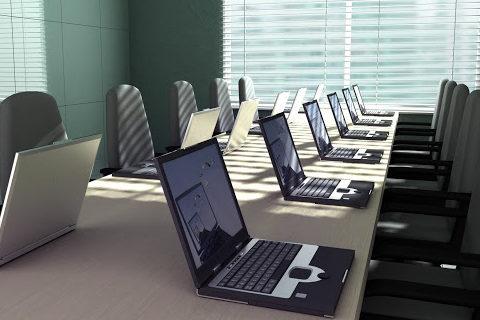laptop hire training